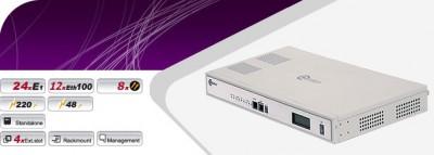 QBM-7100 Модульный мультиплексор (E1+FE+V.35+STM-1)