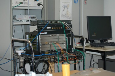 В лаборатории Airspan
